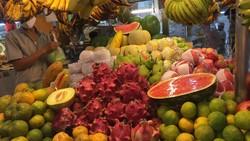 Di Fresh Market PIK Bisa Belanja dan Jajan Enak