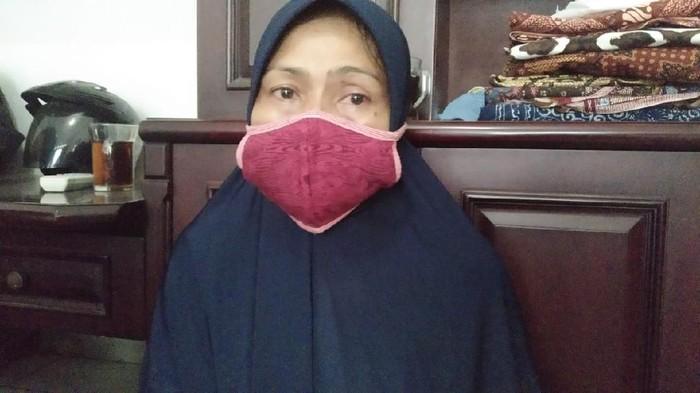 Ibunda Bersedih Atas Kematian Yodi Prabowo
