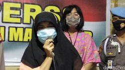 S2 Bodong Wanita Pelempar Al-Quran di Makassar