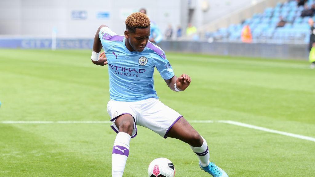 Jayden Braaf, The Next Leroy Sane di Manchester City