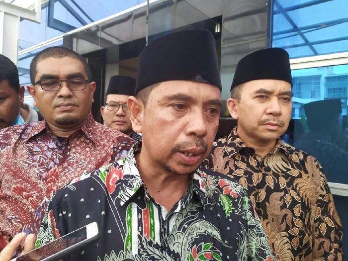 Kakanwil Kemenag Aceh Iqbal (Agus Setyadi-detikcom)