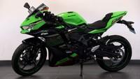 Potret Ninja ZX-25R, Motor 250 cc Paling Bertenaga di Dunia