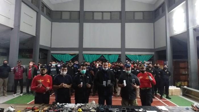 Kemenkum HAM Jabar temukan ponsel hingga gergaji di Lapas Banceuy