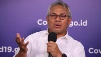 Positif Corona, Ketua KPU Arief Budiman Dirujuk ke RSPAD