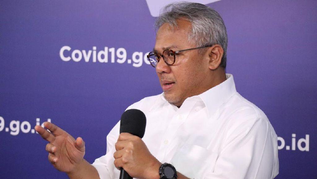 KPU Hanya Akan Datangi Tempat Isolasi Jika Pemilih Punya Surat Keterangan