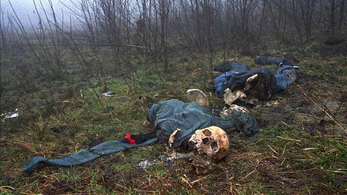 Pembantaian yang terjadi di Srebrenica tahun 1995 silam jadi sejarah kelam yang melingkupi Eropa. Ribuan warga Muslim Bosnia menjadi korban dari peristiwa itu.