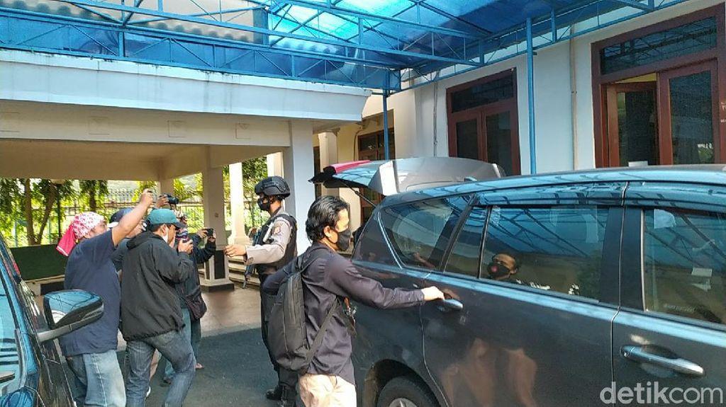 KPK Geledah Rumah Dinas Wali Kota Banjar
