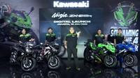 Kawasaki Ninja ZX-25R Meluncur di Indonesia, Harga Mulai Rp 96 Juta