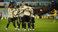 Hasil Liga Inggris Dini Hari Tadi: MU Menang, Spurs Imbang