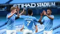 Man City Fokus Finis Kedua ketimbang Juara Dua Piala Domestik