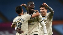 Pogba Ingin Bahas Kontrak dengan MU Begitu Liga Europa Usai