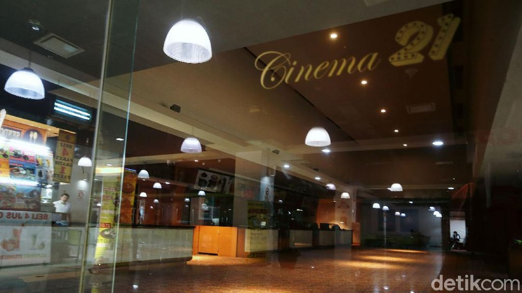 Mohon Maaf, Penonton Bioskop Dibatasi Hanya 50%