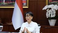 Jadi Co Chairs COVAX, Menlu: RI Harus Mampu Wakili Negara Berkembang