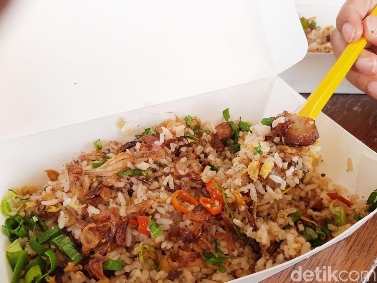 Nasi goreng Tiarbah