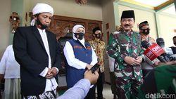 Panglima TNI Sebut Status Jatim Zona Kuning Menuju Hijau