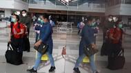 Bandara Soetta Mulai Kembali Ramai