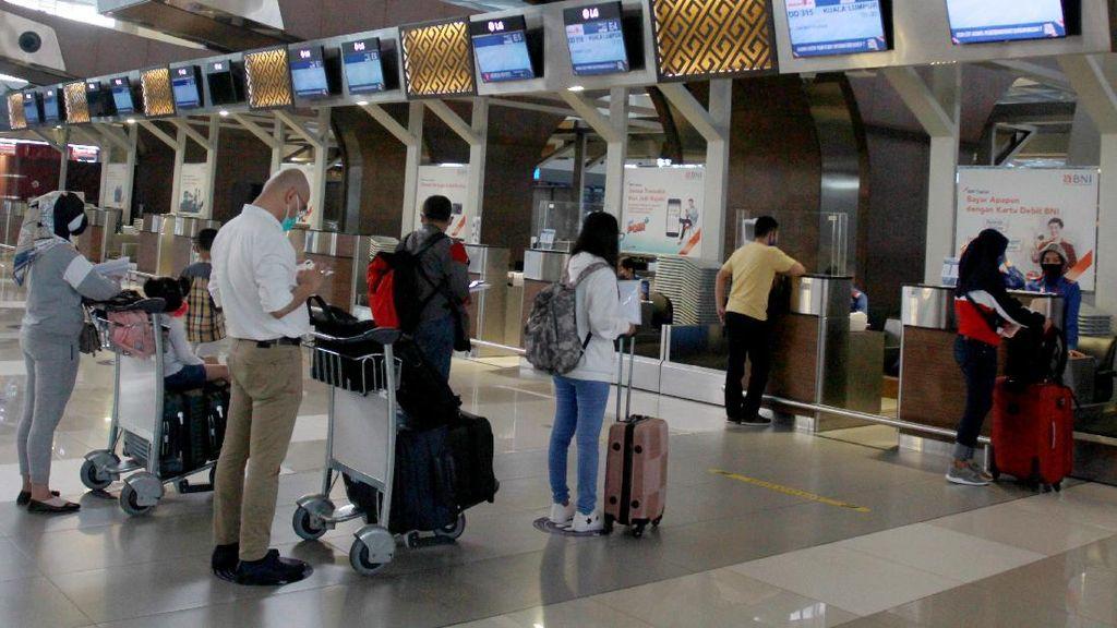 Lengkap! Daftar Jam Operasi Bandara AP II saat Larangan Mudik