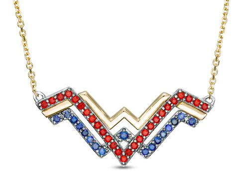 Perhiasan Wonder Woman