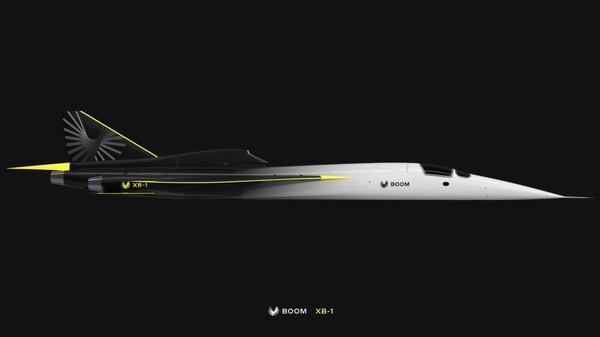 Foto: Boom Supersonic
