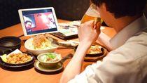 Pesta Minum di Jepang Kini Bisa Dilakukan Secara Online