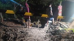Warga Sidoarjo Dikejutkan Ledakan Keras dan Temukan Pipa Gas Bocor