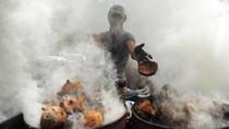 Produksi Arang Batok di Jambi Capai 500 Kg Per Hari Lho