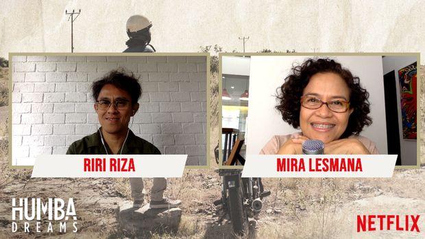 Riri Riza dan Mira Lesmana