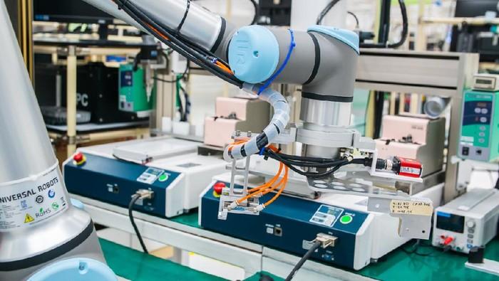 Robot Kolaboratif (Cobot)