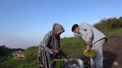 Ruben Onsu Tuai Pujian Usai Borong Pisang Penjual Pikulan karena Tak Tega