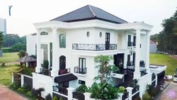 20 Potret Rumah Prilly Latuconsina, Mewah Banget Bak Hotel Bintang 5