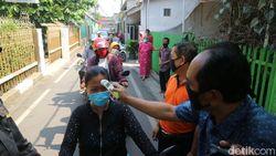 Puluhan Warga Positif Corona, Satu Kelurahan di Kota Malang PSBL