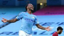 Lima Mesin Gol Manchester City