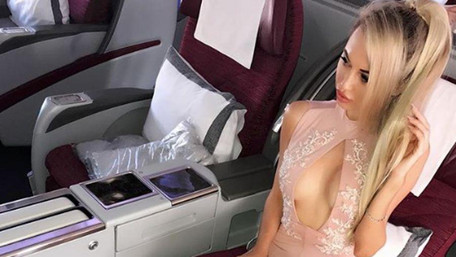Sherra Michelle, model Playboy.