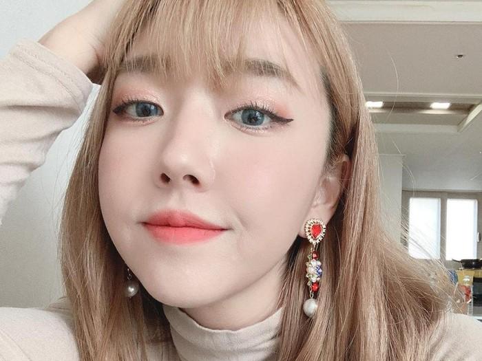 Foto: instagram @sunnydahye/Sunny Dahye, YouTuber Korea Selatan yang lancar berbahasa Indonesia.