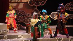 Pentas Teater Koma Republik Petruk Diputar Streaming Akhir Pekan Ini