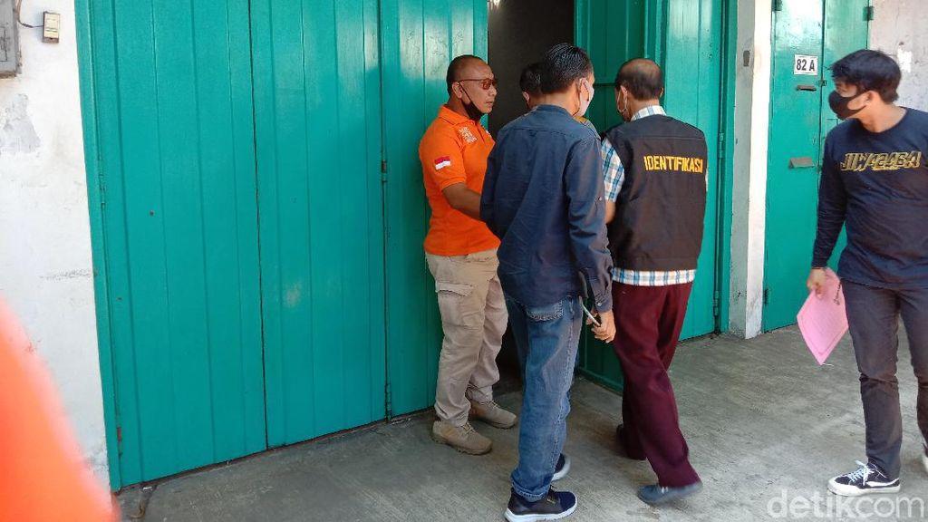 Perampok Gasak Harta Korbannya Miliaran, Polisi Kudus Olah TKP-Cek CCTV