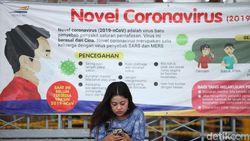 Kasus Baru Virus Corona Tambah 1.681 Per 12 Juli, Total 75.699