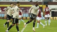 Man United Sudah 100 Gol Musim Ini, Simak Rinciannya