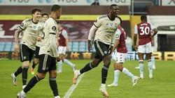 Aston Villa Vs Man United: Setan Merah Menang 3-0
