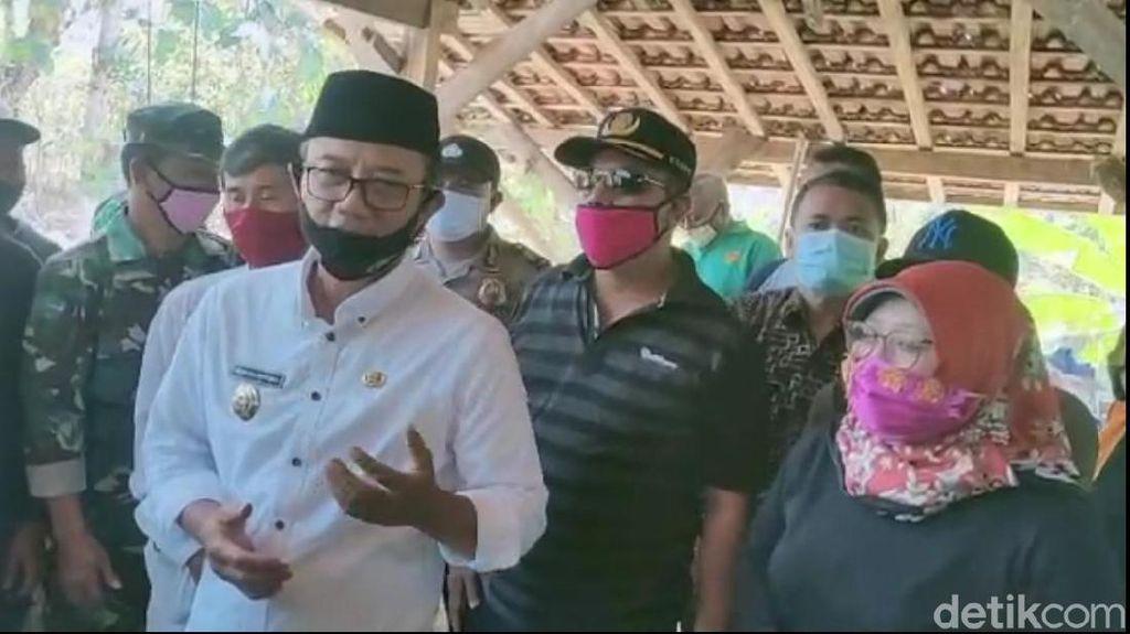 Bupati Ngawi Sebut Aksi Pindahkan Rumah dalam Semalam Sebagai Kuasa Tuhan