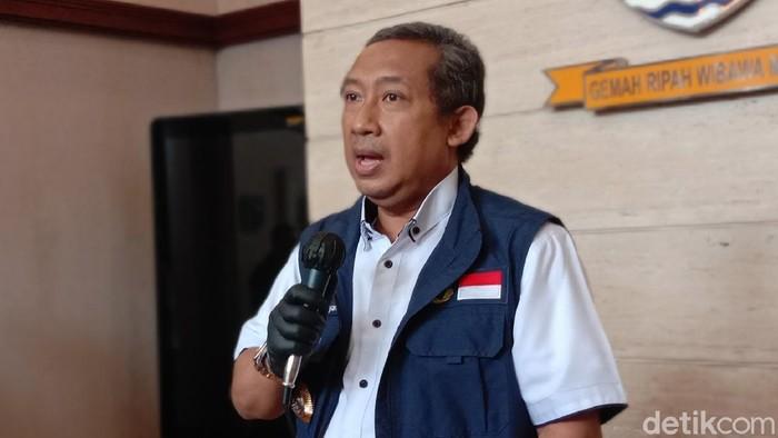 Wakil Wali Kota Bandung Yana Muyana