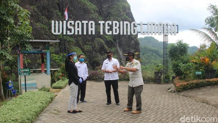 wisata Tebing Lingga