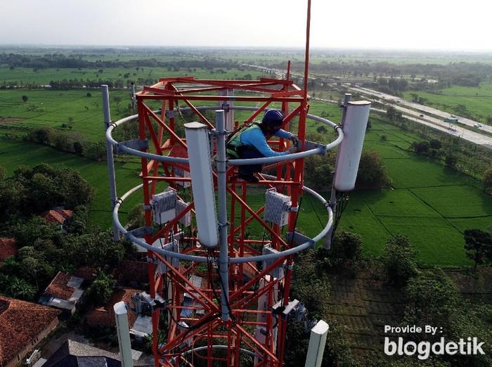 XL Axiata memperkuat jaringan miliknya di daerah kawasan industri baru yang terletak di segitiga mas Majalengka, Cirebon, dan Subang.