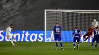 Catatan Penalti Benzema di Madrid: Sempurna