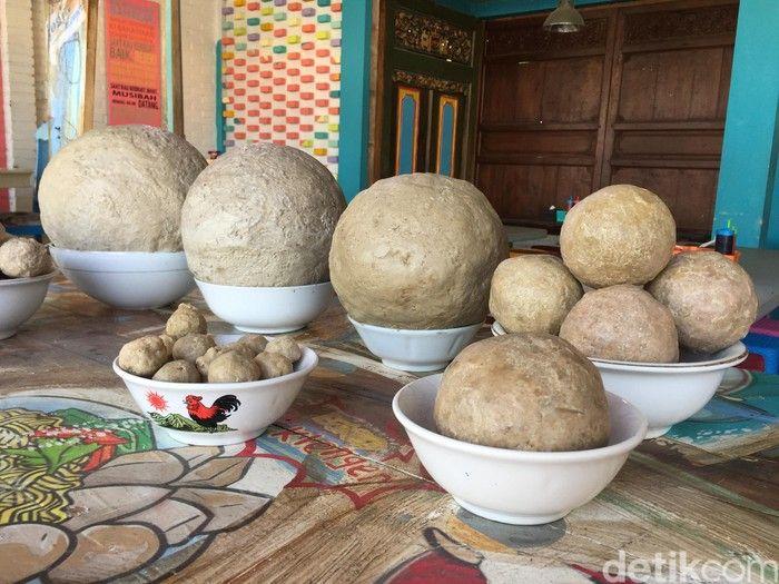 Bakso unik di Indonesia