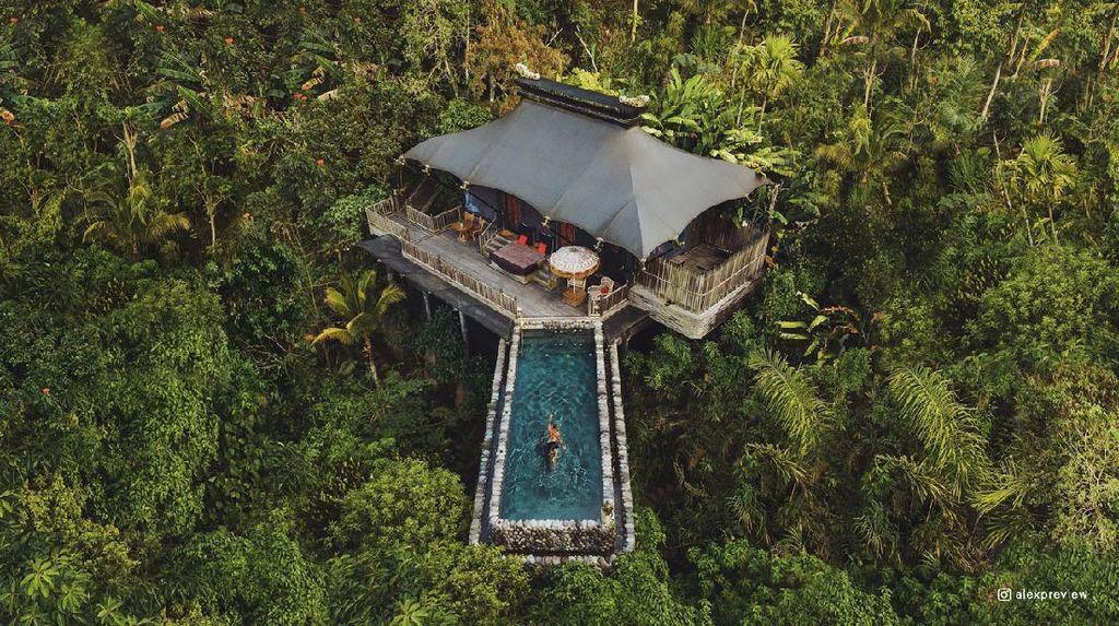 Capella Ubud Jadi Hotel Terbaik di Dunia, Ini Kata Pengelola