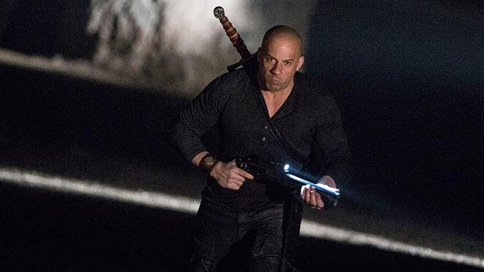 Film The Last Witch Hunter