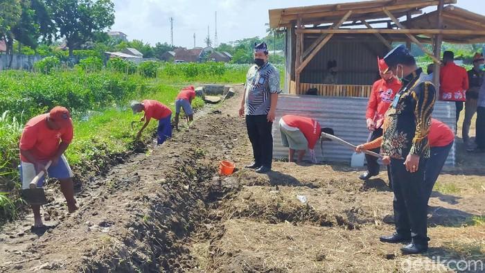 Kanwil Kemenkumham Jatim Terima Lahan Untuk Lapas Baru Dari Pemkab Banyuwangi