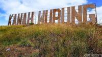 Obyek wisata Kawah Wurung di Bondowoso, secara resmi dibuka untuk kunjungan wisata di era New Normal. Berwisata ke sini, traveler akan merasa seperti sedang di luar negeri. (Chuk Shatu Widarsha/detikcom)