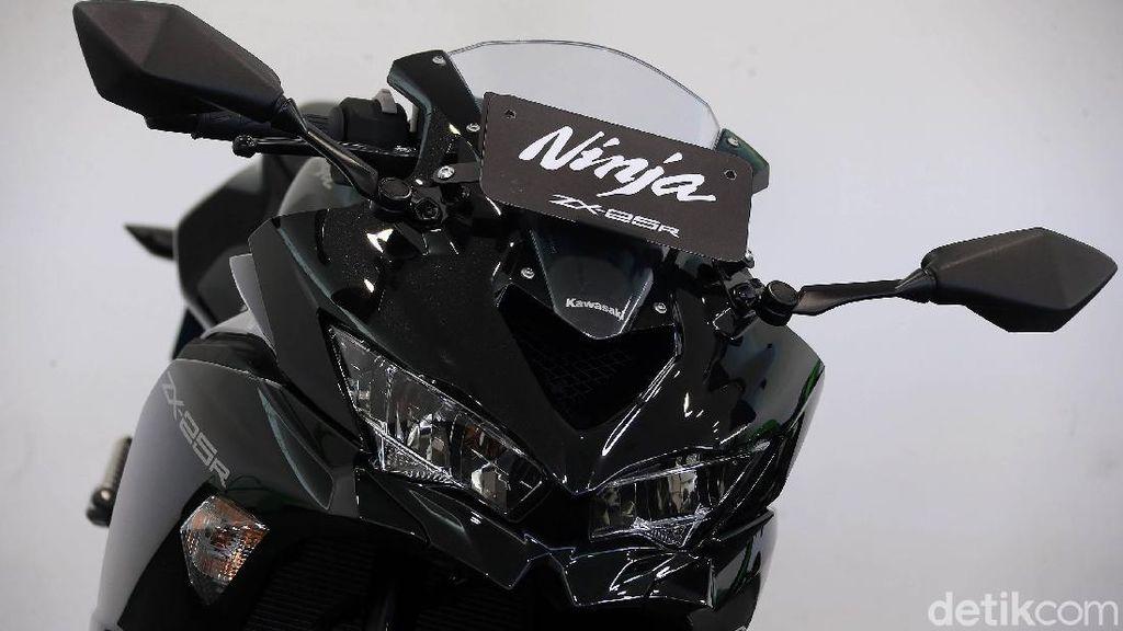 Hadirkan Ninja ZX-25R, Kawasaki Tegaskan Tidak Main di Segmen Skutik
